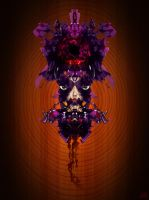 Psychedelic Sangre by Modernerd