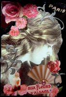 French Perfume by Bohemiart