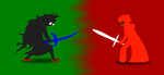 Homestuck (SPOILERS): Come To The Bark Side by Colonel-Majora-777