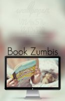 Book Zumbis - Wallpaper by coral-m