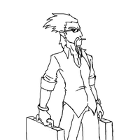 Corporate Draven by ShinobiFerret