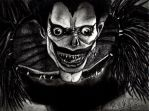 Ryuk -Death Note- by IXxSerrartexXI