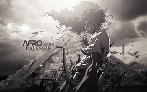 Afro Samurai 7 by L33mSimPson