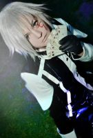 D.Gray-man Allen Cosplay by Roxas1832