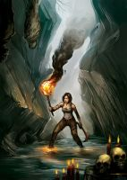 Tomb Raider Reborn contest by zoppy