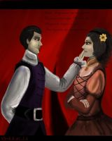 Romeo and Juliet of the RCP (B.) by Victory-S