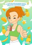 Sporty girl by electra-gretchen