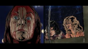 NComics Hall of Frame: Carrie (1976) by The-Real-NComics