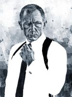 ''The name is Bond. James Bond.'' by avix