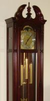 USNA Grandfather Clock by FantasyStock