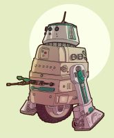 Patchwork Droid by Ryan-Rhodes