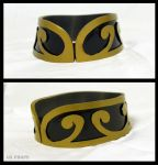 Saint Seiya The Lost Canvas Alone Collar by VariaK