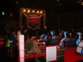 CHAMPIONSHIP GAMING SERIES by victortky