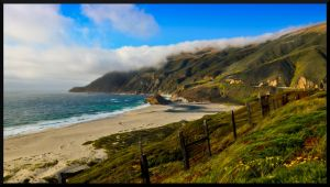 America's Pacific Coast by Tyrannax