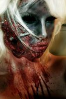 Zombie Makeup2 by Whimsical-Fairytales