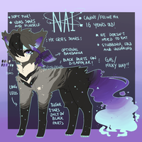 NAI REF SHEET by toypenis