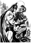 Batman by wgpencil