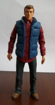 Doctor Who Rory Williams Action Figure by CraigOxbrow