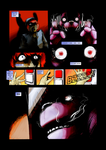 Five Nights at Freddy's : Day and Night page 12 by EyeOfSemicolon