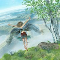 I wish I could fly by Manu-W