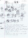 soo jin's doodles by pallaza