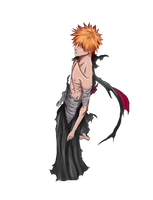 Bleach 378 Ichigo by Plaitum