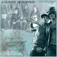 A7X by SpiderKittin