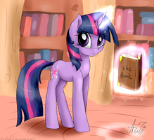 Twilight Sparkle by ArtyJoyful