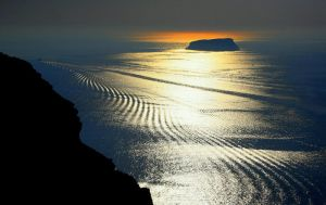 Sunset at Santorini - resub by Suppi-lu-liuma