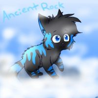 chibi for AncientRock by puppyluver92