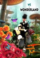 Gothic Alice and Mad Hatter by Vinca
