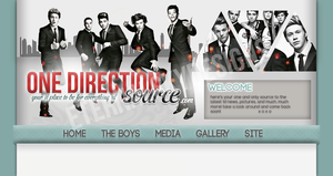 One Direction Premade by xlooiss
