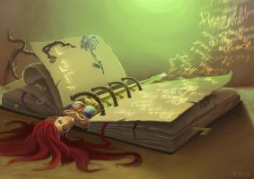 open book by depyy