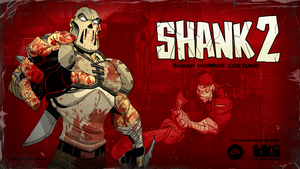 Shank 2 Horror by jeffagala