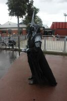 The Witch King at Manifest! by Verlorenn