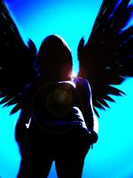 Avenging Angel by bozzy-lady-of-sunset