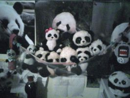 panda hammock by pandaparty666