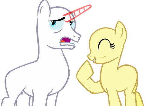 MLP Base: CAN SOMEPONY GET THIS THING AWAY FROM ME by PrincessDeathWish