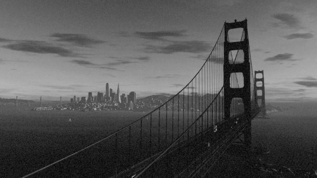 GamePhotoProject - 1# San francisco by LucienWittwer