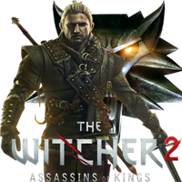 The Witcher 2 Dock Icon by Rich246