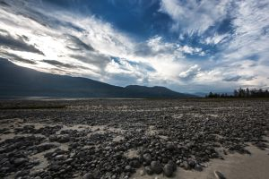 Rock Landscape Stock by leeorr-stock