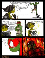 Rage Comic: Raph by ZetsubouZed