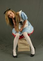 Alice in Wonderland 5 by MajesticStock