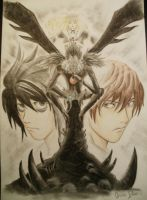 death note by omarjebari