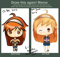 Draw this again meme by Mainecare