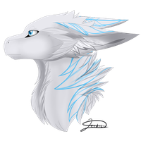 Tenshi Shaded Headshot by Verdico