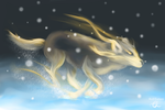 Spirit of Winter by red-embers