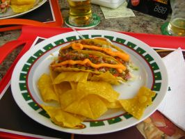 mexican fast food by Rasalom