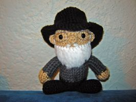 Sir Terry Pratchett by Ginger-PolitiCat