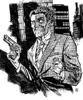 Two-Face by deankotz